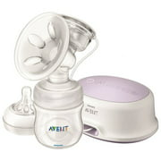 Philips Avent Single Electric Comfort Breast Pump, 5 pc