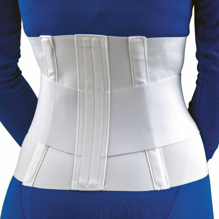 Lumbar Sacral Support Pillow - FLA Lumbar Sacral Support with Abdominal Belt-Universal