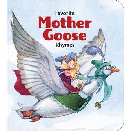 Favorite Mother Goose Rhymes (Halloween Poetry Rhymes)