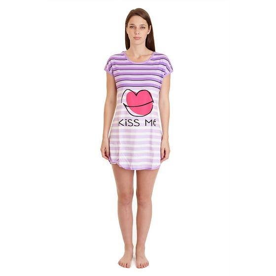 83bbee06bd Lati Fashion - 5008 Womens Nightgown Sleepwear Pajamas Woman Sleep ...