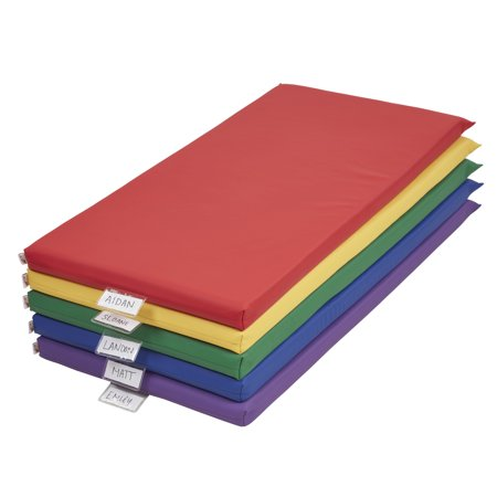 Rainbow Rest Mat 5-Piece - Assorted