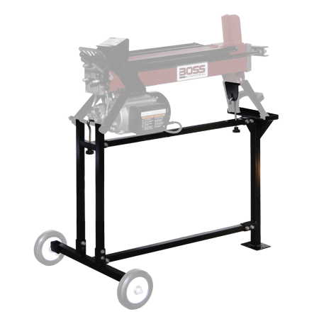 Boss Industrial Log Splitter Stand Compatable With Log Splitter model: -