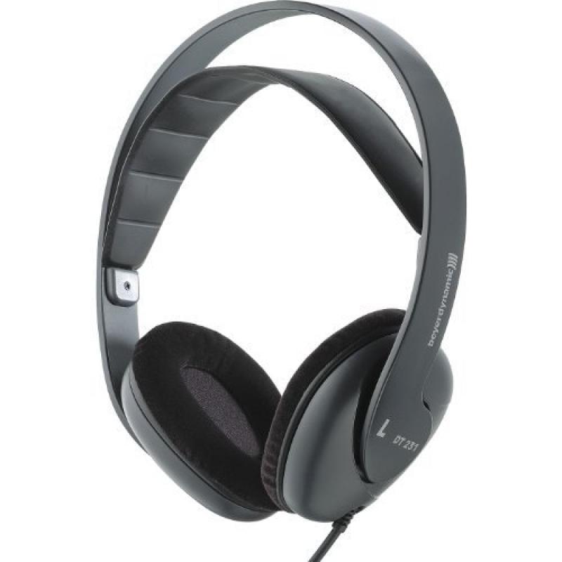 Beyerdynamic DT-231-PRO Closed Lightweight Headphone for ...