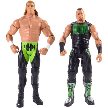 WWE Triple H & Road Dogg - Womens Wwe Champion