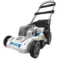 HART 40-Volt Cordless Brushless 20-inch Push Mower Kit, (1) 5.0Ah Lithium-Ion Battery