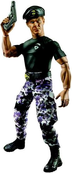 "GI Joe The Rise of Cobra General Clayton ""Hawk"" Abernathy 12 Inch Action Figure by"