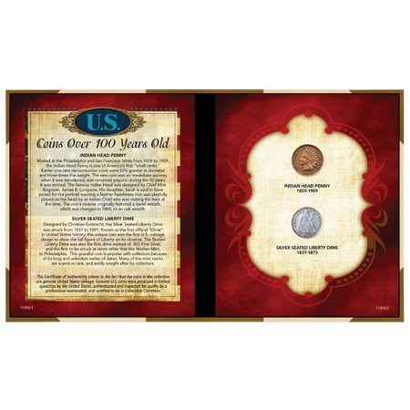 American Coin Treasures Coins Over 100 Years Old Memorabilia (Old Italian Coins)