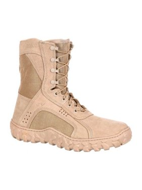 "Men's Rocky S2V 8"" Vented Military Duty Boot 105"