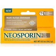 Neosporin + Pain Itch Scar Multi-Action Ointment 0.5 oz