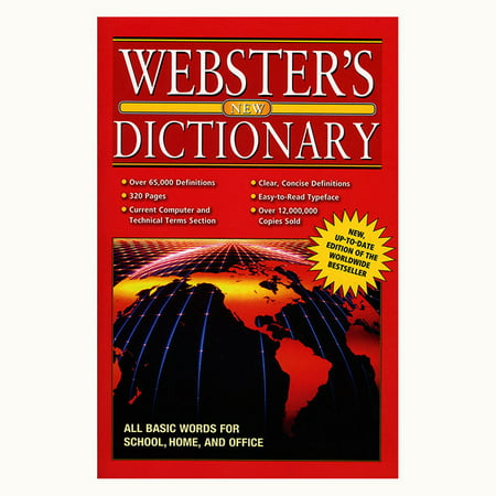 Webster Jumbo 320 Pg  English English Dictionary