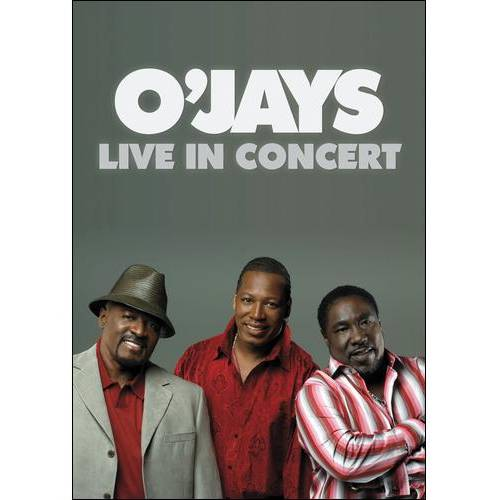 O'Jays: Live In Concert (Music DVD)