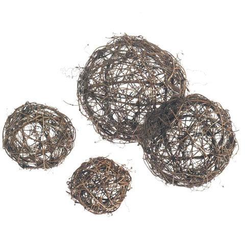 6 Inch Grapevine Ball