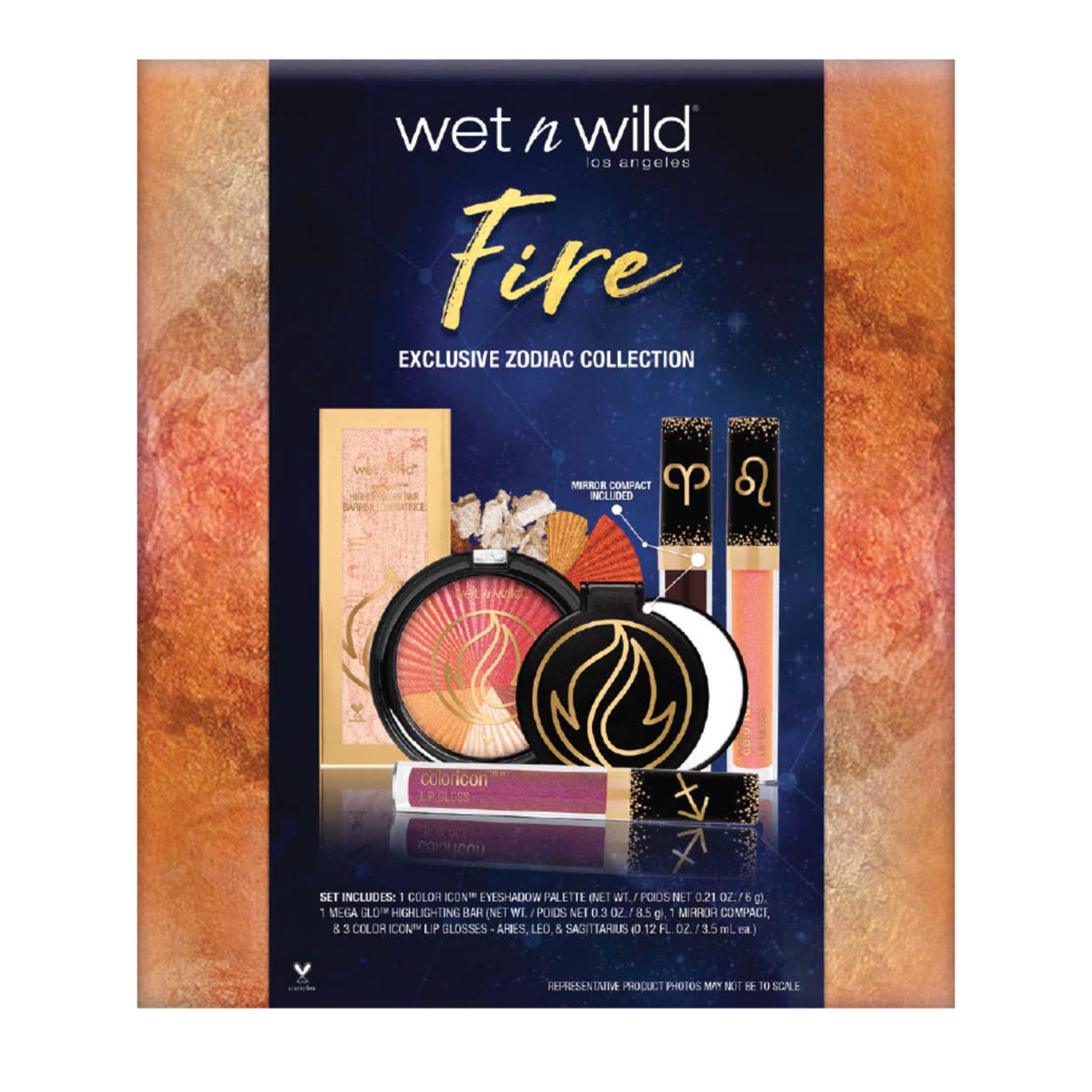 wet n wild Zodiac Makeup Value Set, Fire ($21 88 Value)