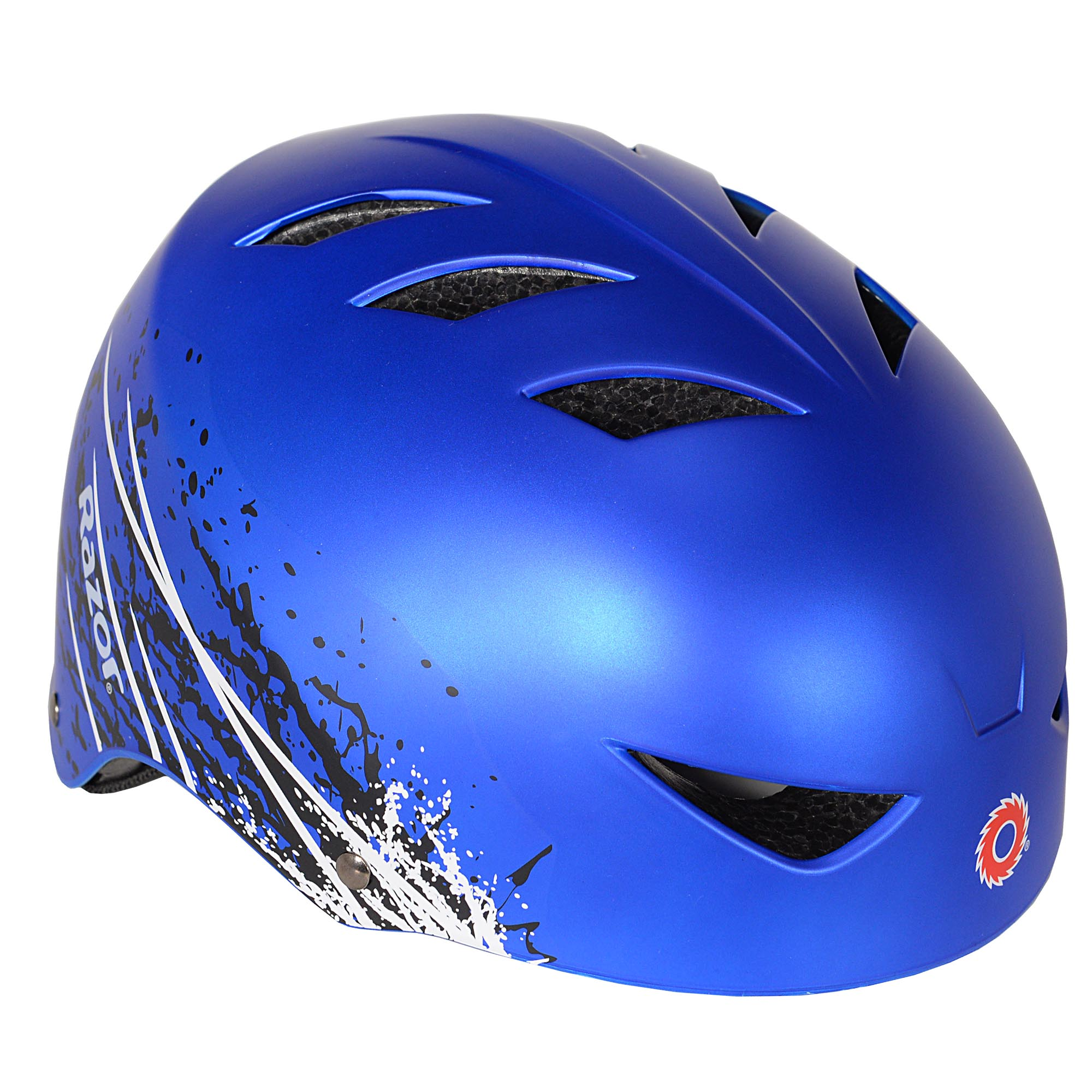 Razor Youth, Ambush Multi-Sport Helmet, Blue, For Ages 8-14