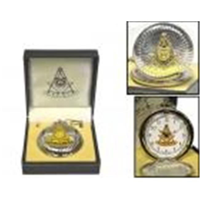 Sigma Impex P-289 Past Master Pocket Watch