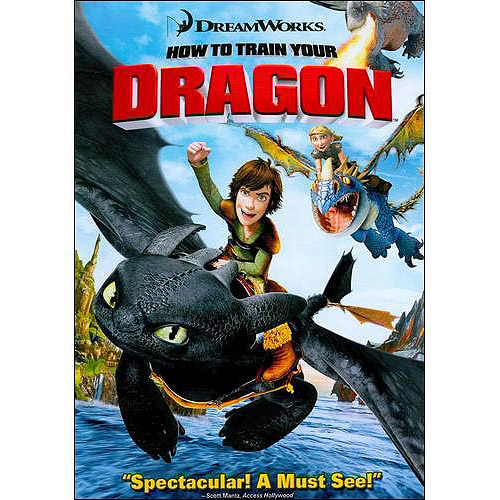 How To Train Your Dragon (Special Edition w/ 'Turbo' Movie Cash)