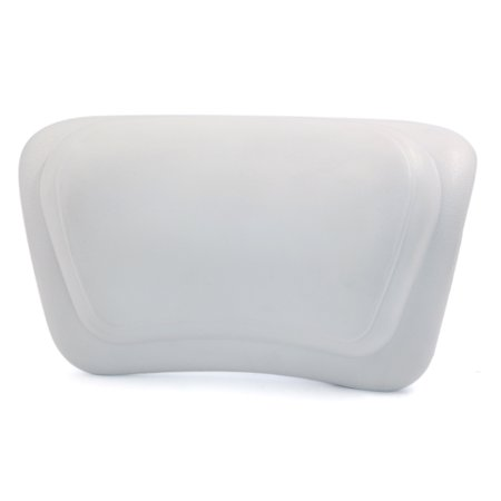 White Water Resistant Home Spa Bath Neck Back Support