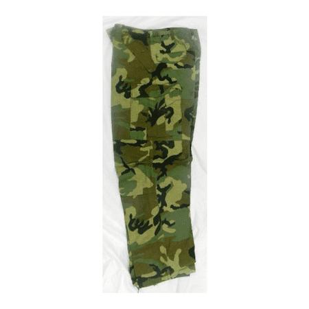 Pants, GI Cold Weather M-65 Field Pants Camo, size -