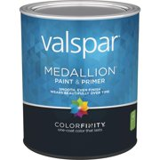 Valspar Medallion 100 Acrylic Paint Primer Satin Interior Wall