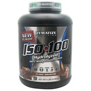 Dymatize  Iso-100, Fudge Brownie, 5 LB