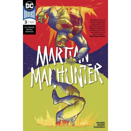 DC Martian Manhunter #3 of 12
