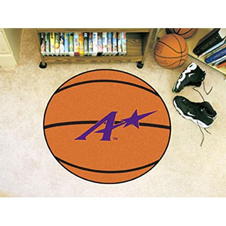 Wholesale FanMats Evansville Basketball Mat 26 diameter, [Collegiate, Other Colleges] - Baskets Wholesale