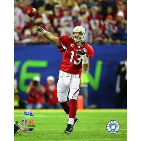 Kurt Warner   Super Bowl Xliii    24 Photo Print