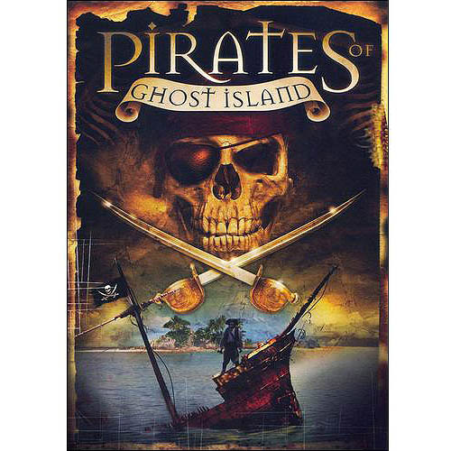 Pirates of Ghost Island (2007) DVD Movie Melissa Powell