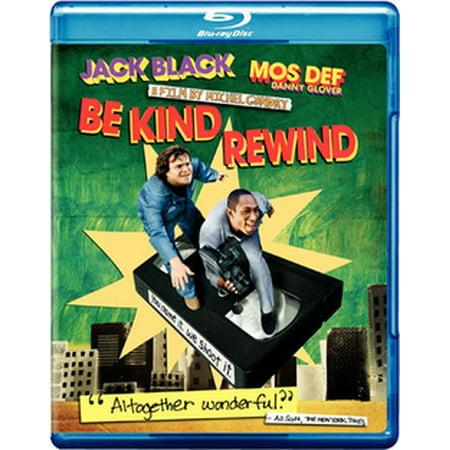 Be Kind Rewind Jack Black (Be Kind, Rewind (Blu-ray))