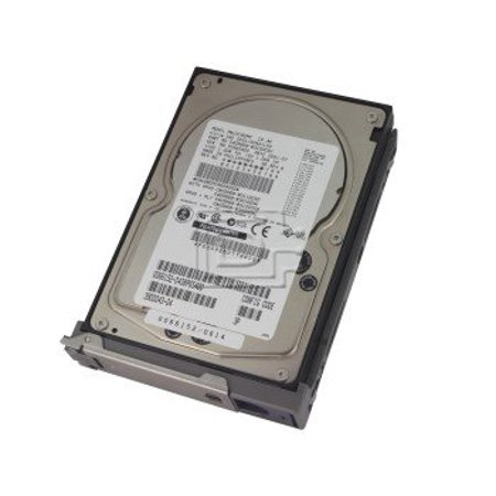 540-4178 - SUN 540-4178 Sun Original 18GB 10K U160 80pin SCA-2 SCSI Hard Drive 540-4178 80pin Scsi Internal Hard Drive
