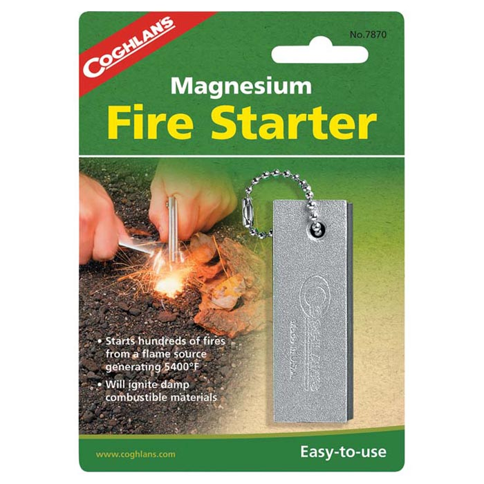 Coghlan's Magnesium Fire Starter Coghlans by Coghlans