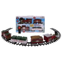 Lionel North Pole Central Battery-powered Model Train Set Ready To Play with Remote