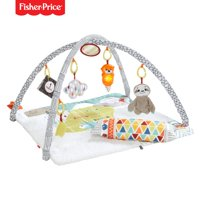 Fisher-Price Perfect Sense Deluxe Gym with 6 Moveable Toys
