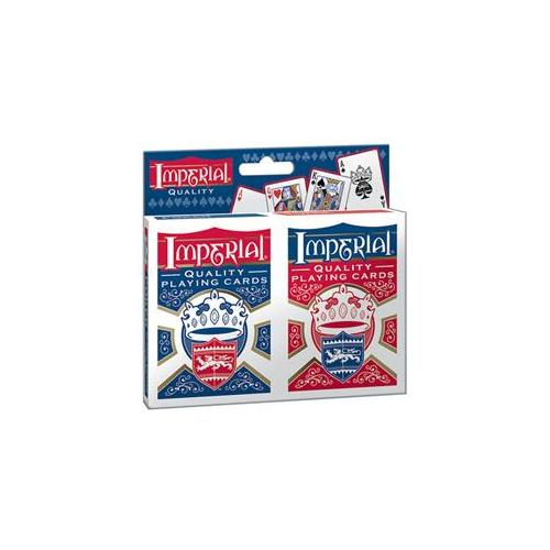 Patch Products 1452 Imperial Twin Pack Playing Cards
