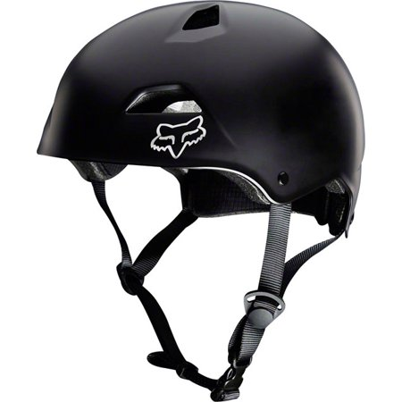 Fox Racing Flight Sport Helmet: Black LG