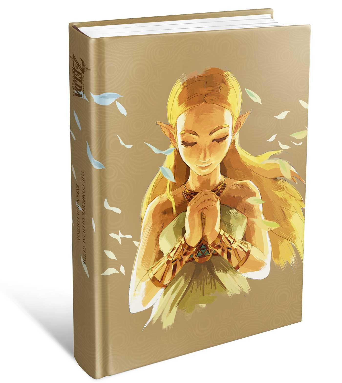 The Legend of Zelda: Breath of the Wild The Complete Official Guide : -Expanded Edition