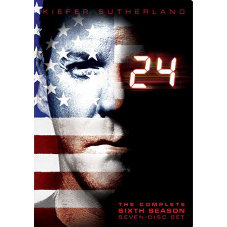24: Season Six (DVD)