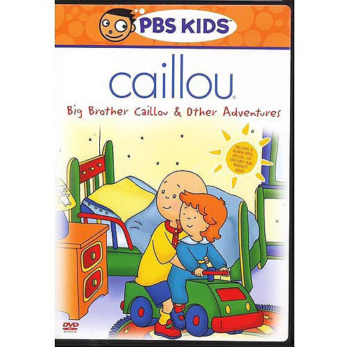 Caillou: Big Brother Caillou & Other Adventures (Full Frame)
