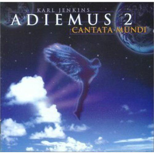 Adiemus - Adiemus II - Cantata Mundi [CD]