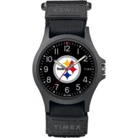 Timex - NFL Tribute Collection Pride Men's Watch, Pittsburgh Steelers