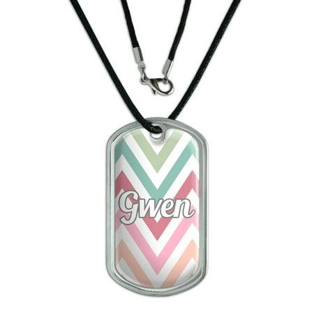 Female Names - Gwen - Dog Tag (Best Female Dog Names)