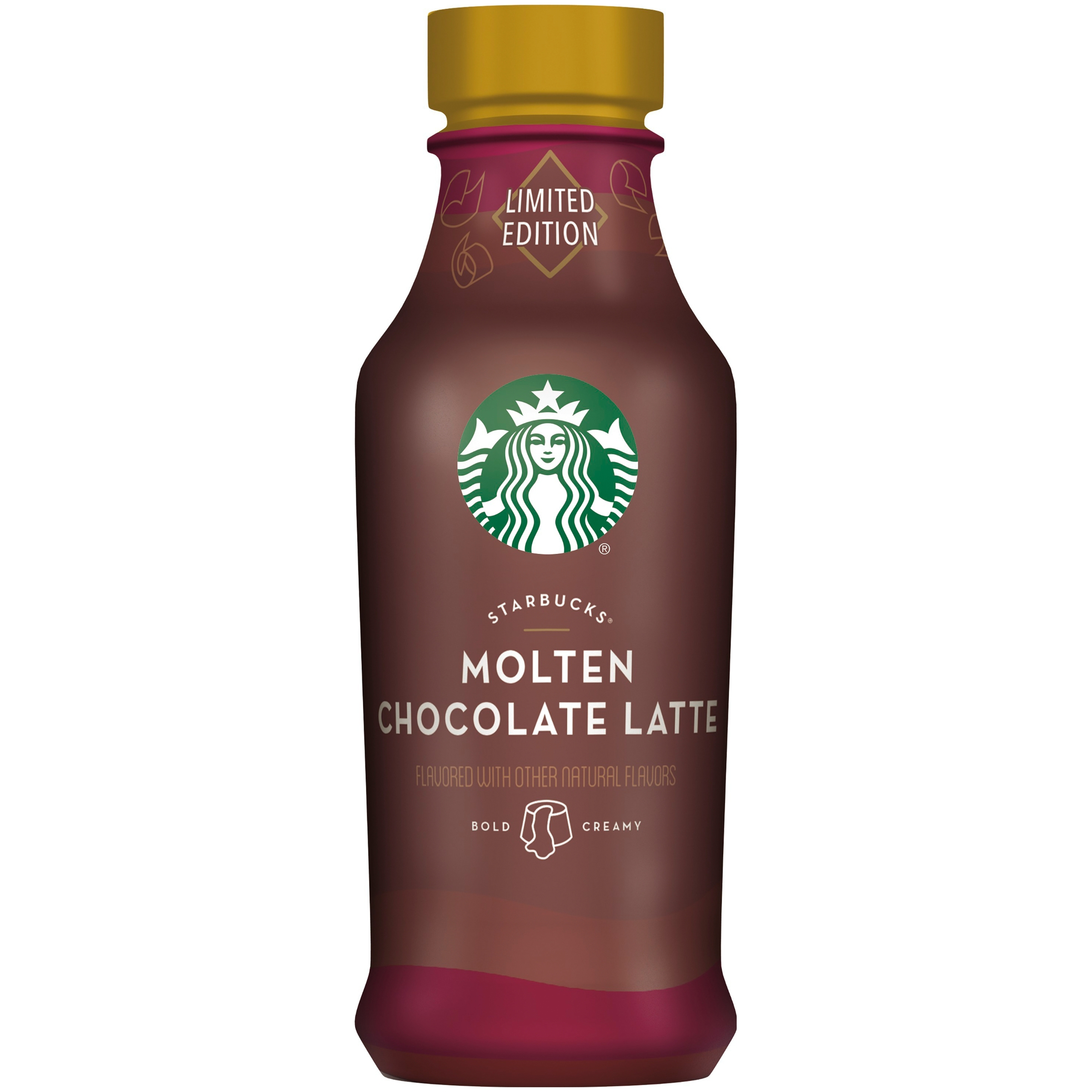 Starbucks® Molten Chocolate Latte Espresso Beverage 14 fl. oz. Bottle