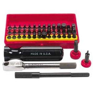 - Wadsworth Ratchet Set Mini Super Deluxe 52 pc w/4 Tools