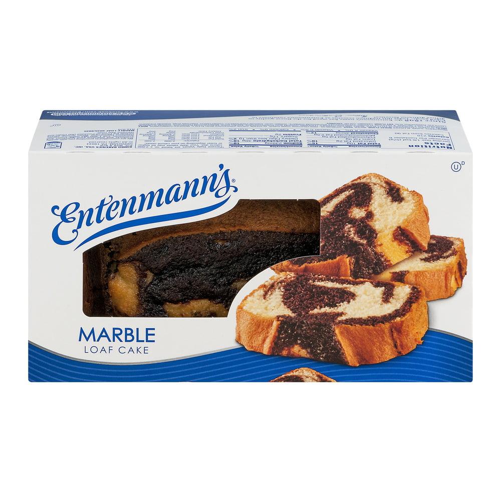 Entenmann's Loaf Cake Marble, 12.0 OZ