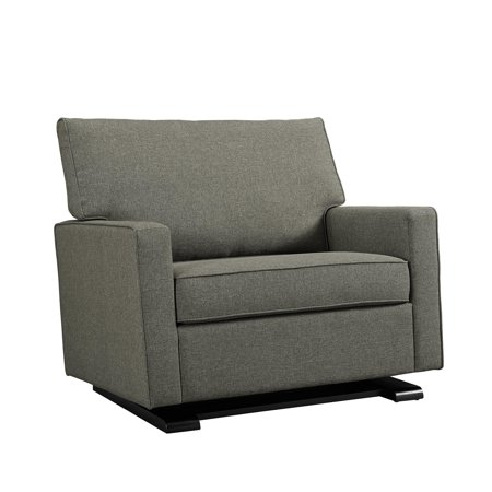 Baby Relax Coco Chair and a Half Glider, Gray