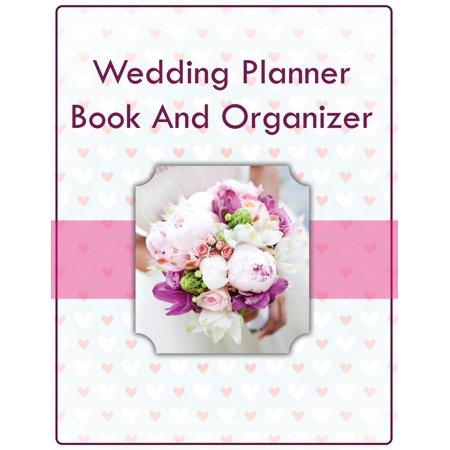 (Wedding Planner Book and Organizer)
