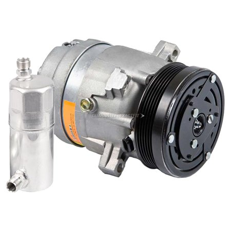 Buick Riviera Axle Assembly (AC Compressor w/ A/C Drier For Buick Riviera 1996 1997 1998)