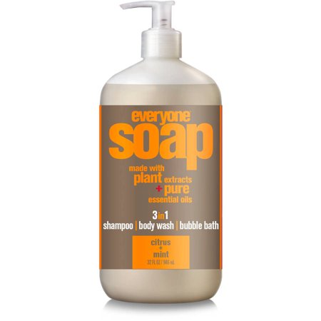 Everyone  3 In 1 Soap  Citrus And Mint  32 Oz
