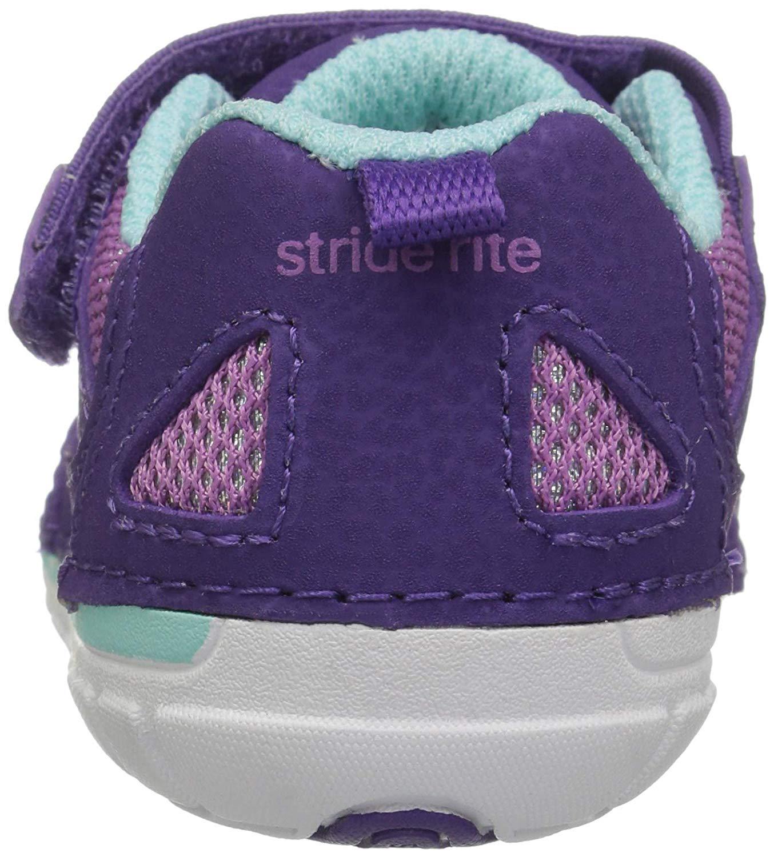 Stride RiteUnisex Kids Soft Motion Jamie Sneaker