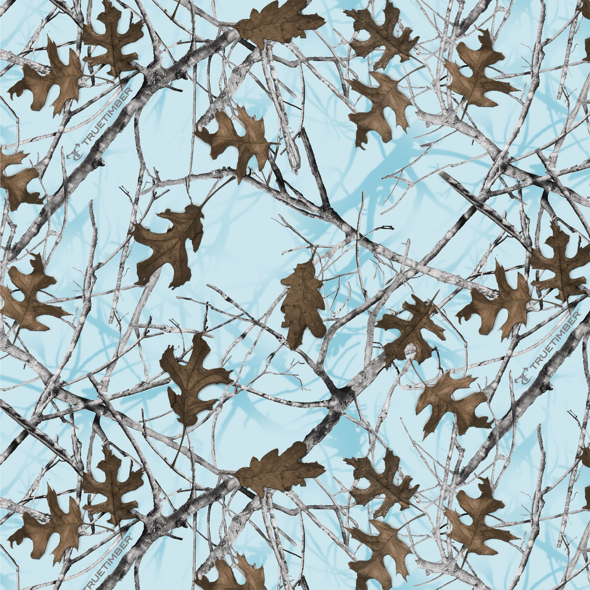 """David Textiles Anti-Pill Fleece True Timber Conceal Camo Fabric By The Yard 60"""""""